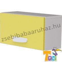 Bianco felnyílós faliszekrény - sárga