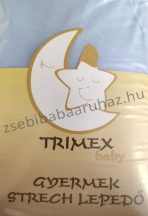 Trimex gumis lepedő - kék