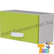Bianco felnyílós faliszekrény - zöld