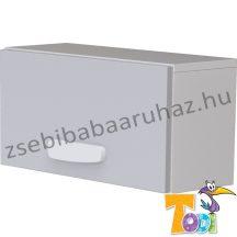 Bianco felnyílós faliszekrény - szürke