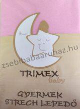 Trimex gumis lepedő - rózsaszín
