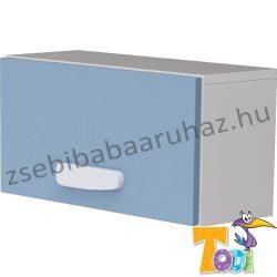 Bianco felnyílós faliszekrény - kék